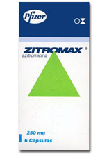 zithromax tooth discoloration