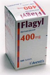 metronidazole use everyday